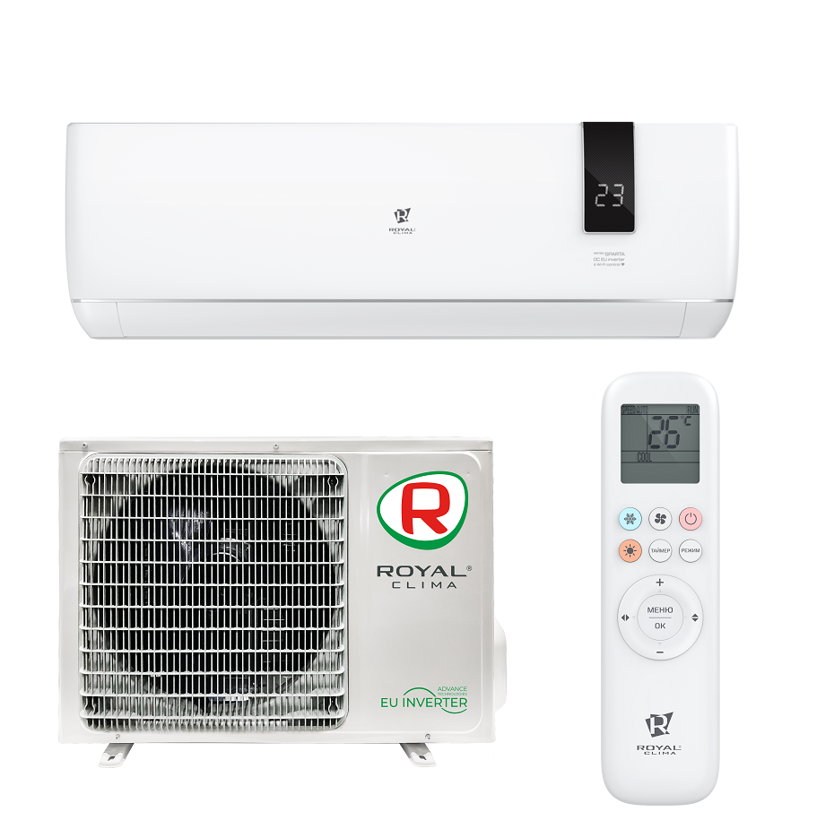 Royal Clima RCI-SA40HN SPARTA FULL DC EU INVERTER